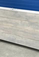 Guy Dekenkist / Opbergkist / terrasafscheiding op wieltjes