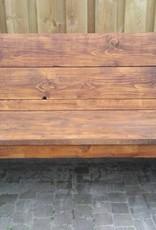 Eric Tuinbank van steigerhout