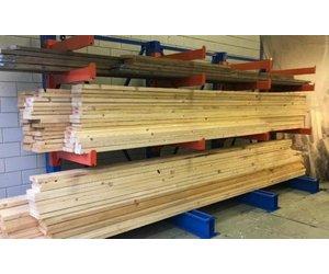 Planken Op Maat.Nieuwe Steigerhout Planken Op Maat Gezaagd