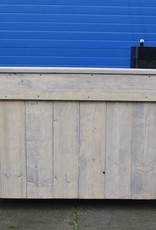 Alwoodly  Verrijdbare Toog /  Tapkast van steigerhout