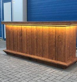 Gerben Bar / Balie met LED verlichting