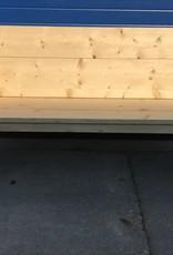 Tara Tuinbank van steigerhout  smalle uitvoering: Model Tara
