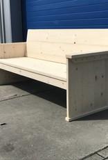 Sanne Tuinbank van steigerhout: Model Sanne XL