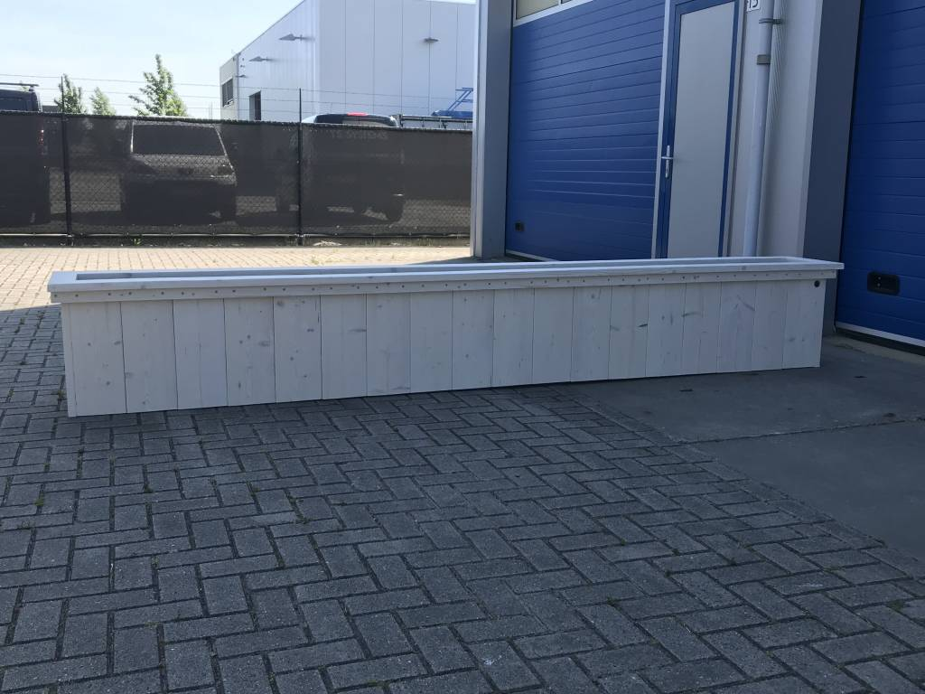 Plantenbak / Bloembak van steigerhout