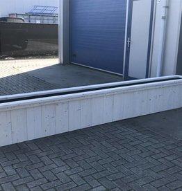 Plantenbank / Terrasafscheiding