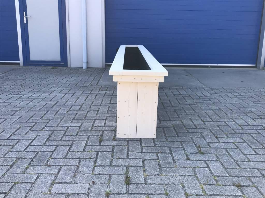 Marco Plantenbak / Bloembak van steigerhout: Model Marco