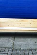 Bonamassa Loungebank XL van steigerhout: Model Bonamassa.