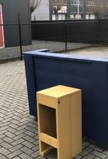 Blues Verrijdbare Bar / Toog / Toonbank van steigerhout in diverse kleuren