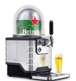 Biertap van Heineken