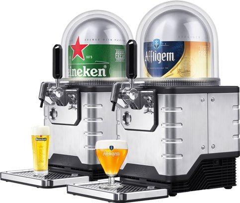 Blade Blade het proffessionele biertapsysteem van Heineken