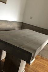Eettafel, Keukentafel van steigerhout