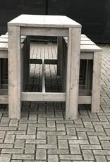 Paulaner Bartafel van steigerhout