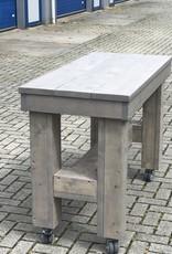 Sint Oedenrode Bartafel / Kloostertafel op wielen: Model Sint Oedenrode