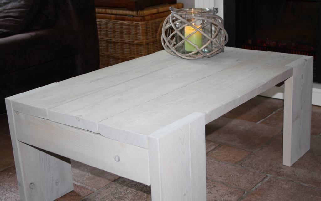 Salontafel van steigerhout