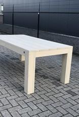 Kenneth Vergadertafel / Kantoortafel / Eettafel Kantinetafel van steigerhout