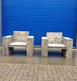 Kampen Lounge stoel