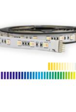 Full colour wit LED pakket en plaatsing van een extra stopcontact