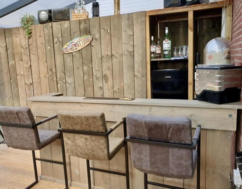 Leeds Deluxe Bar / Balie / Toonbank: Model Leeds Deluxe