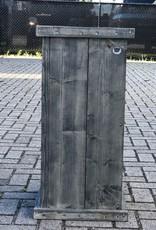 Nico Zuil / Pilaar / Sokkel van steigerhout