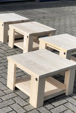 zwartsluis Terrastafel van steigerhout