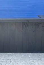 George  Bar/ Balie van steigerhout: Model George