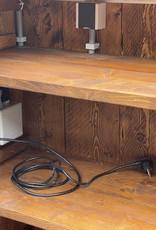 Leonard Bar / Balie / Toonbank met LED verlichting van en verrijdbaar: Model Leonard Plus met LED