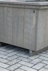 Wilco Plantenbak / Bloembak van steigerhout: Model Wilco