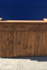 Leeds  Bar / Balie / Toonbank van steigerhout in diverse kleuren