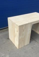 geoffrey Bureau / Buro van steigerhout