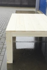 Vergadertafel / Kantoortafel / Kantinetafel van steigerhout