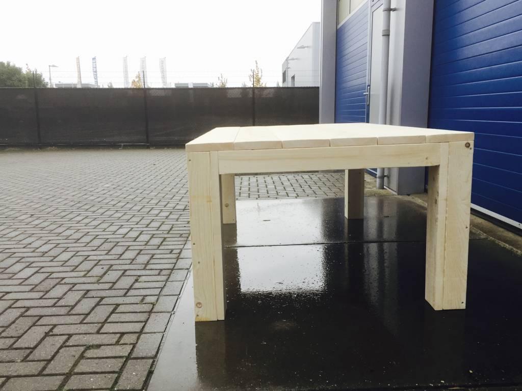 Kenneth Vergadertafel / Kantoortafel / Kantinetafel van steigerhout