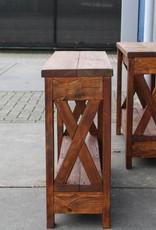 Den Bosch Sidetable van steigerhout: Model Den Bosch
