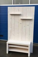 Urk TV meubel / Wandmeubel van steigerhout