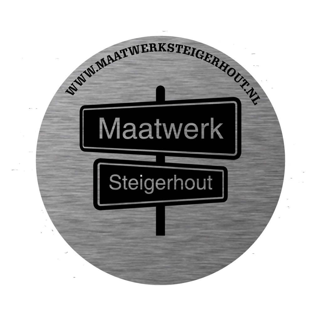 Vergadertafel van oud steigerhout/ Bureau / Kantinetafel / Stamtafel