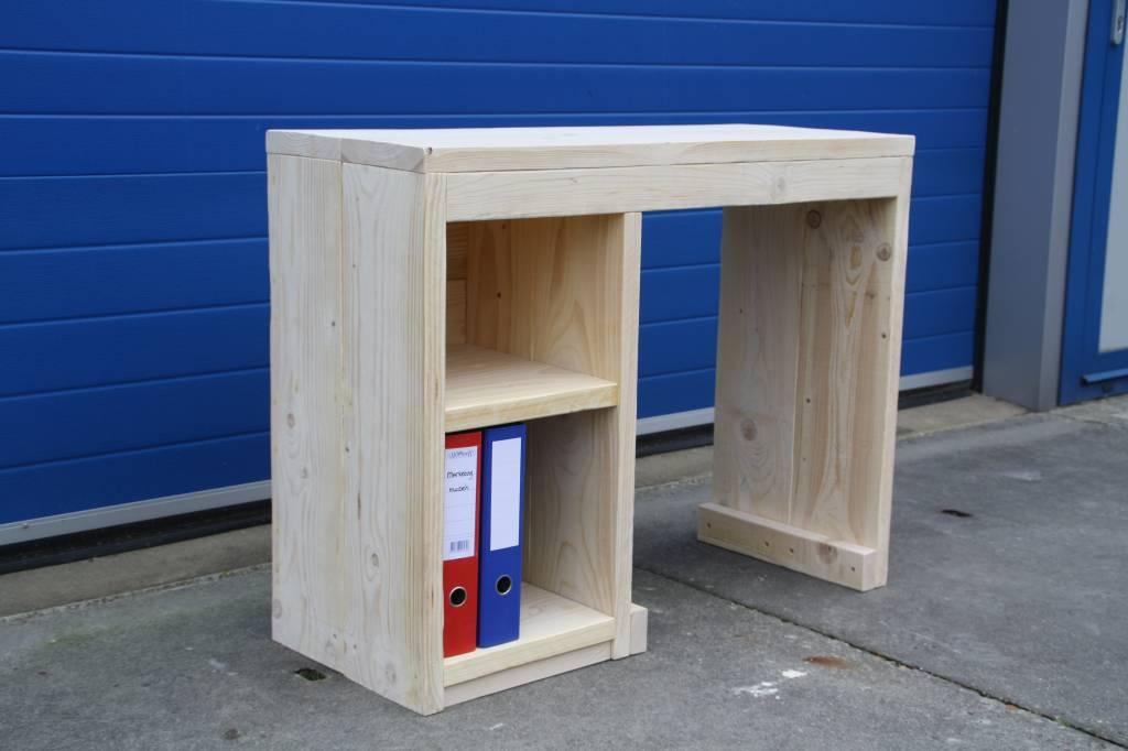 Bureau / Buro van steigerhout