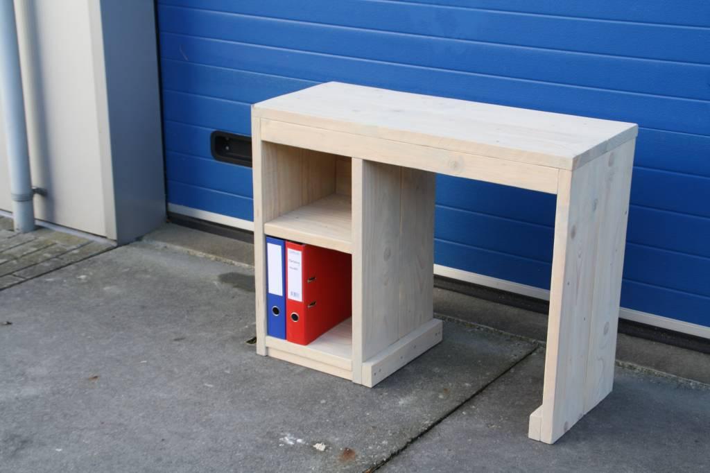 Staphorst Bureau / Buro van steigerhout