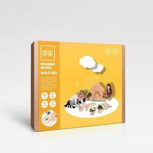 GIGI Blocks Ensemble créatif: décoratif
