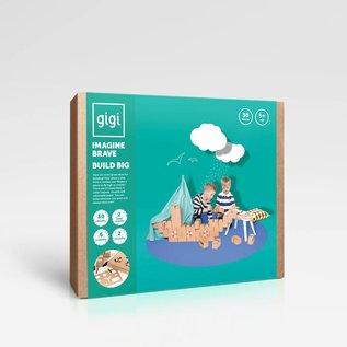 GIGI Blocks Ensemble créatif: Mécanicien