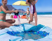 Strand-Water Deken