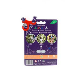 Stick-lets Stick-lets: Hexa kit 6pc