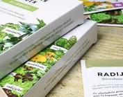 Paquets de semences