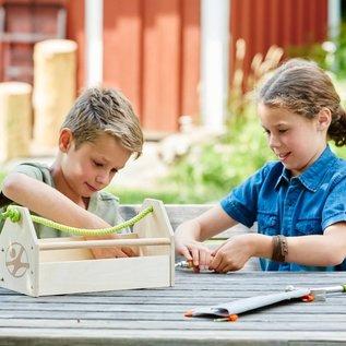 Haba Terra Kids Bouwset Gereedschapskist