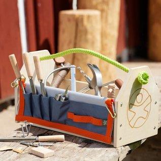 Haba Terra Kids Caisse à outils à monter