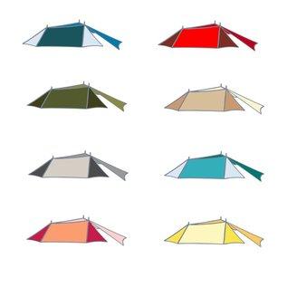 Abel Abel tent XL
