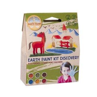 Natuurlijke verf: Discovery Kit