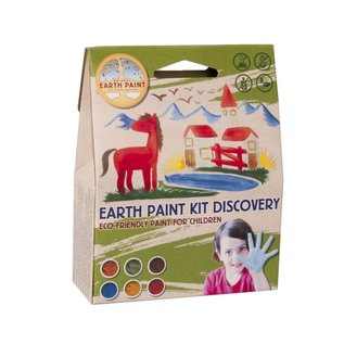 Peinture naturelle: Discovery Kit