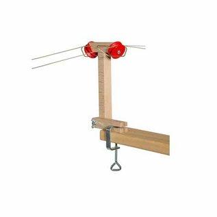 Kraul Extension téléphérique avec paniers: support