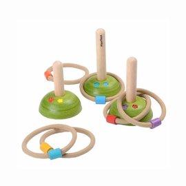 Plan Toys Jeu de lancer d'anneaux