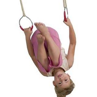 KBT Anneaux de gymnastique en métal