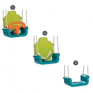 KBT Balançoire bébé modèle évolutif